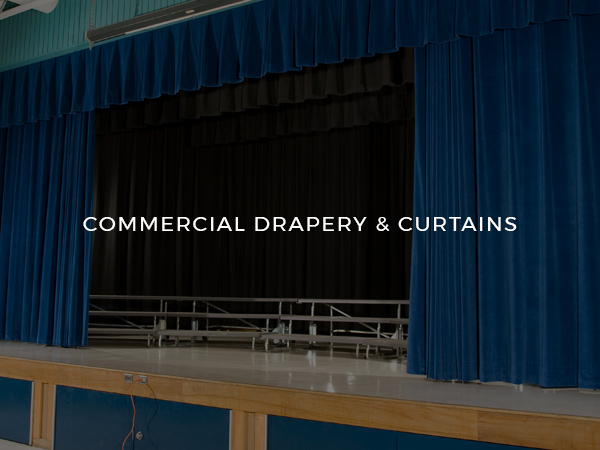Commercial Drapery & Curtains