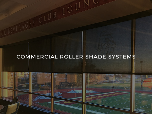 Commercial Roller Shade Systems (Square #4)