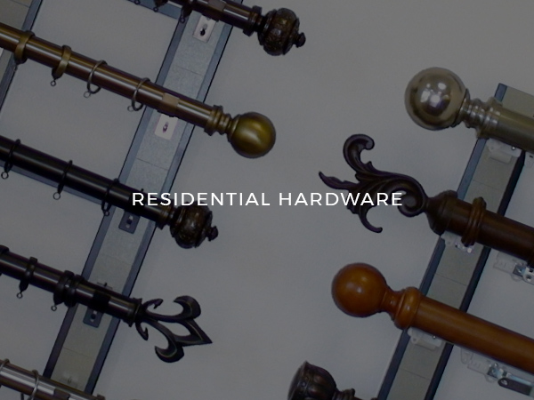 Residential Hardware (Square #4)