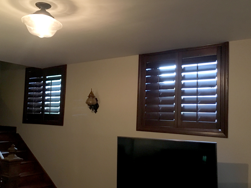 Residential Wooden Shutters