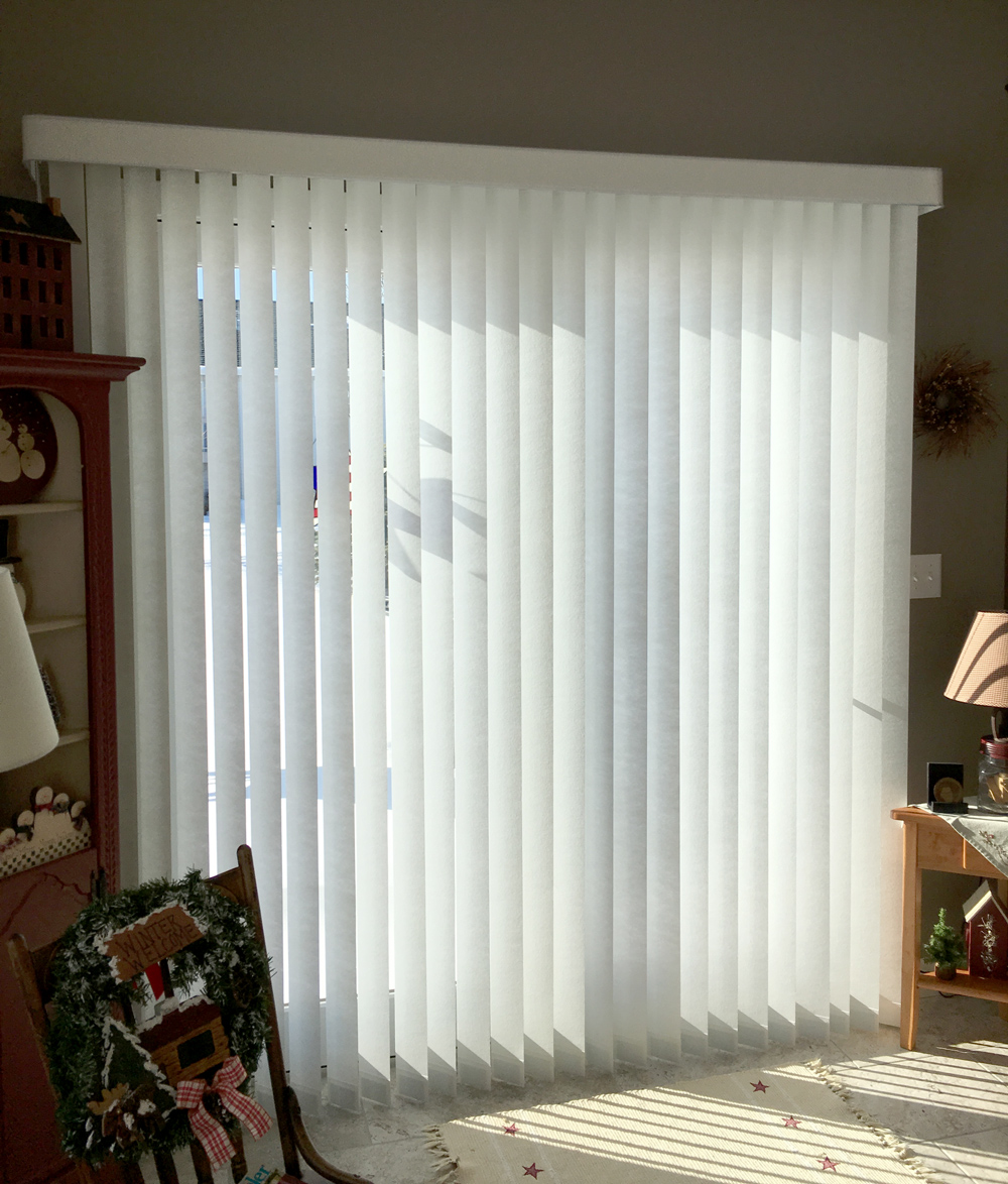Residential Vertical Blinds