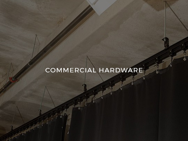 Commercial Hardware (Square #3)
