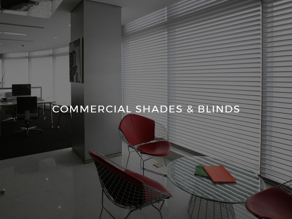 Commercial Shades & Blinds (Square)