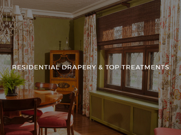 Residential Drapery & Top Treatments (Square #2)