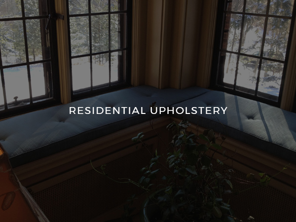 Residential Upholstery (Square #4)